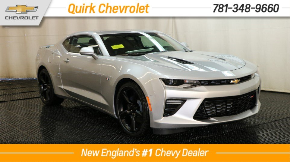 New 2018 Chevrolet Camaro SS 2dr Car in Braintree C57302  Quirk