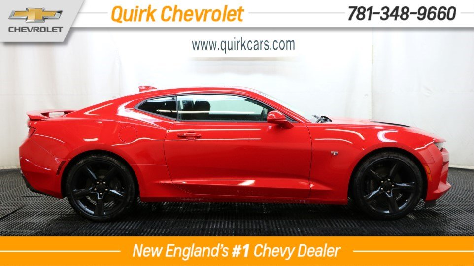 New 2018 Chevrolet Camaro SS 2dr Car in Braintree C56968  Quirk