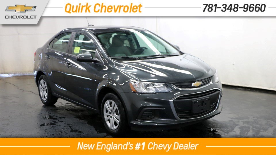 2017 Chevrolet Sonic AUTOMATIC