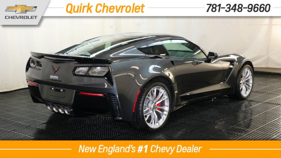 New 2018 Chevrolet Corvette Z06 1LZ 2dr Car in Braintree # ...