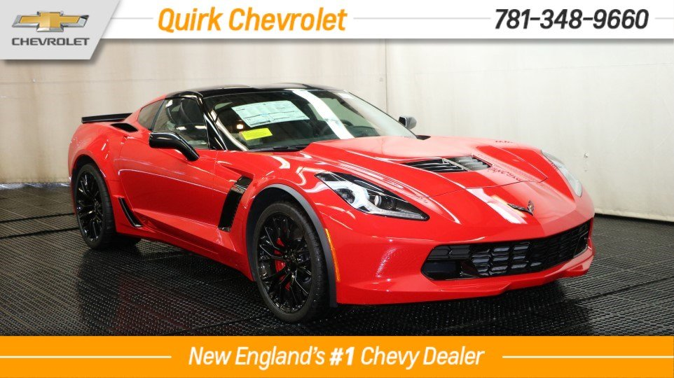 Chevy Corvette 2018 >> New 2018 Chevrolet Corvette Z06 1lz 2dr Car In Braintree C56997