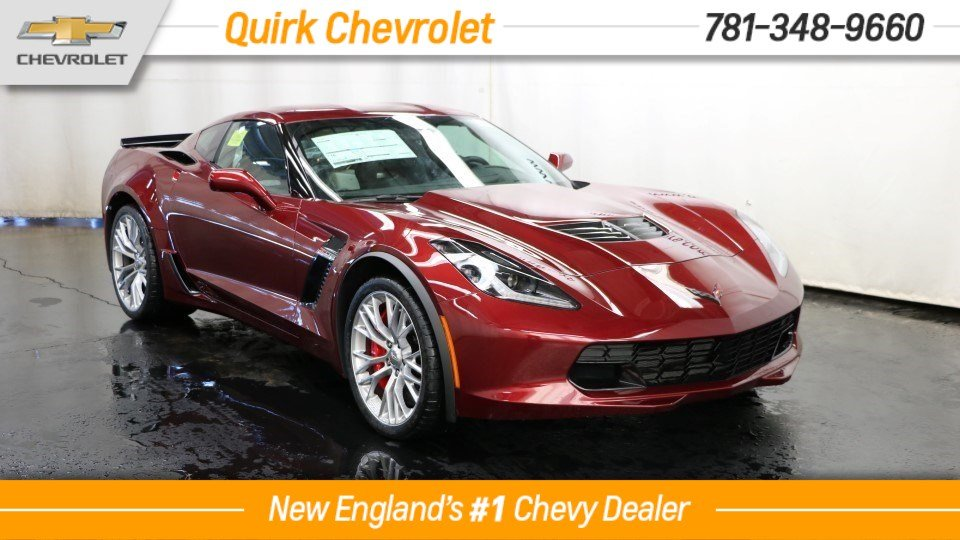 new 2017 chevrolet corvette z06 1lz 2dr car in braintree c54492 quirk chevrolet. Black Bedroom Furniture Sets. Home Design Ideas