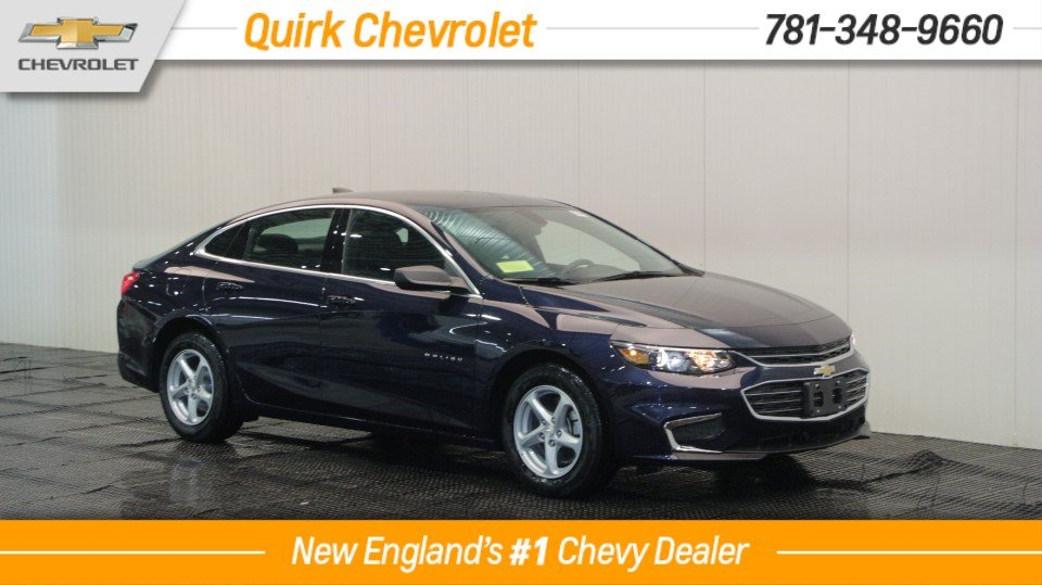2018 Chevrolet Malibu Over 100 in Available!