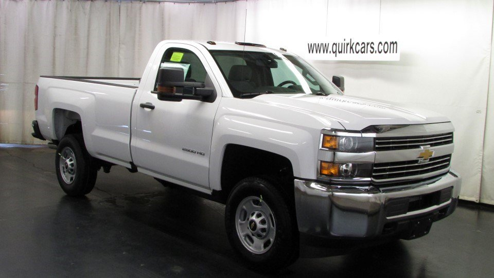 new 2016 chevrolet silverado 2500hd work truck regular cab. Black Bedroom Furniture Sets. Home Design Ideas