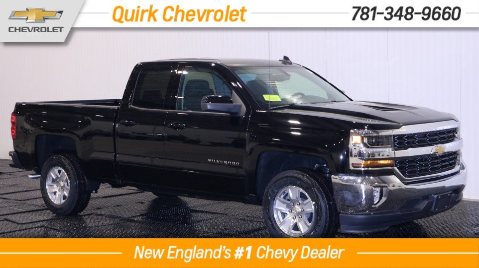 2018 Chevrolet Silverado 1500 Dbl. Cab LT ALL STAR