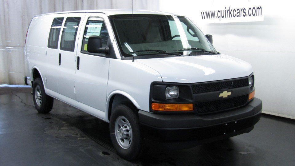 2017 Chevrolet Express Full-Size Cargo