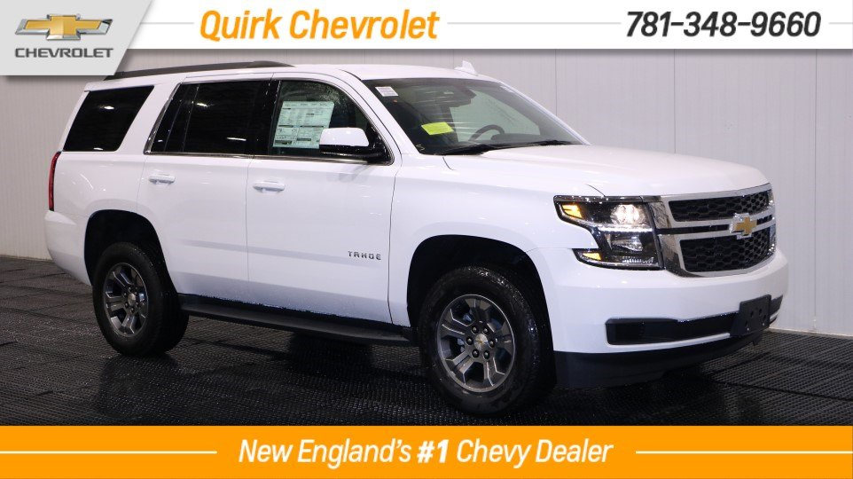 2018 Chevrolet Tahoe 4WD, Remote Start, Camera - Many Available!