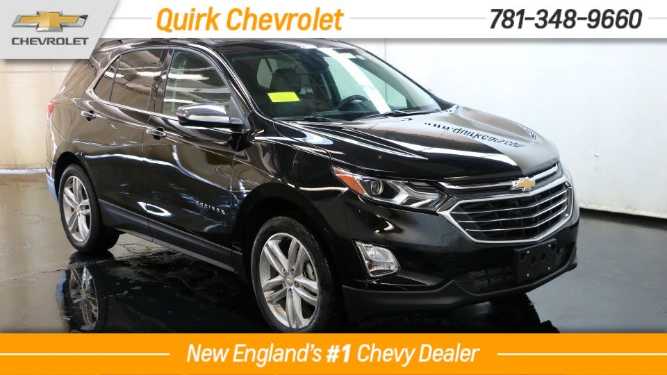 new 2018 chevrolet equinox premier sport utility in braintree c56230 quirk chevrolet. Black Bedroom Furniture Sets. Home Design Ideas