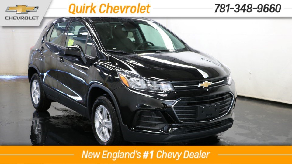 2017 Chevrolet Trax ALL WHEEL DRIVE