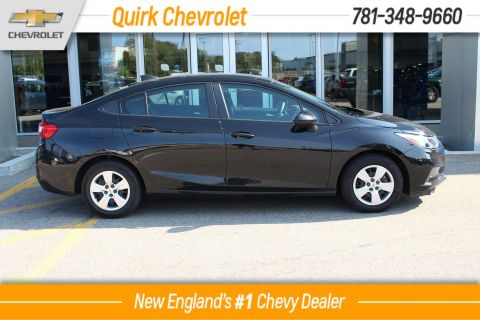 2018 Chevrolet Cruze TURBO 1.4L ENGINE