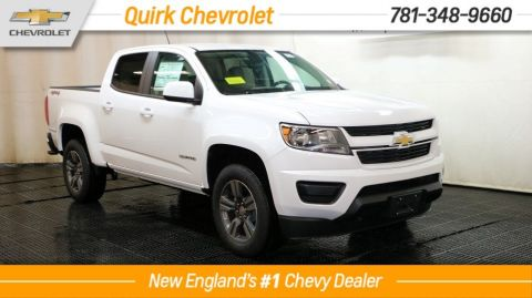 2017 Chevrolet Colorado Crew Cab 4WD Custom Edition