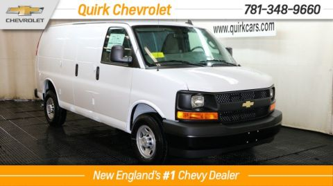 2018 Chevrolet Express 2500HD Full-Size Cargo V8