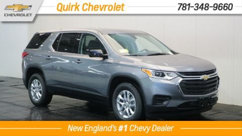 Select 2017 Chevrolet Impala Source · New Chevrolet Traverse In Braintree Quirk  Chevrolet