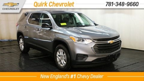 2018 Chevrolet Traverse All-Wheel-Drive LS