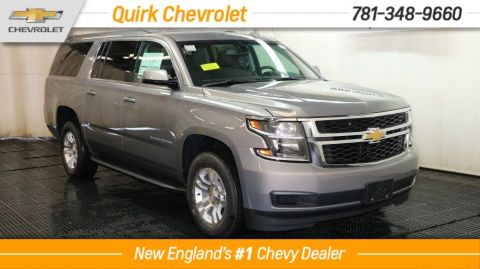 2018 Chevrolet Suburban LT w/Leather and Nav
