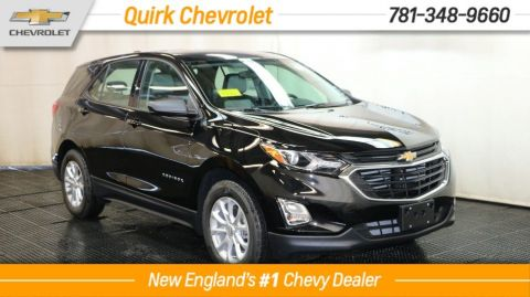 2018 Chevrolet Equinox ALL WHEEL DRIVE